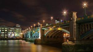Southwark Bridge by tmz99