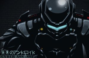 Cyber Assassin by Darkness1999th