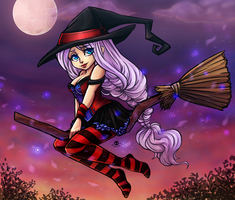 Broomsticks Fin by Suiish