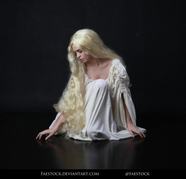Crimson Peak - Sitting Pose Stock Resource 30 by faestock
