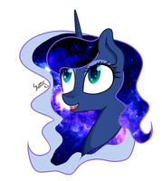 Princess Luna by Princess-Sunny-Angel