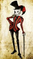 Scary - Circus' Illusionist by nachuu95