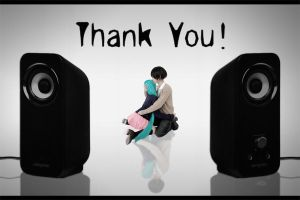 VOCALOID2-RG-thank you by Sakina666