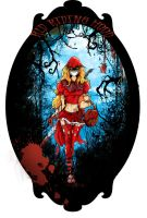 Red riding hood by clv