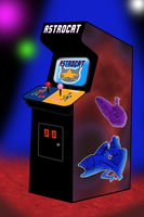 AstroCat Arcade by Granitoons