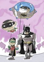Li'L Gotham #2 Balloons by tran4of3