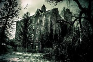 The House of Nightmares by PicklesAddie