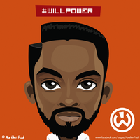 Will.I.Am #willpower by titeufffff