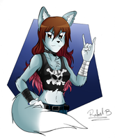 Rock Aleu by Cyborg-Steve