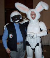 RFTs and Storm-Bunnytrooper by locomotiva