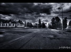Where the quiet streets unite by wchild