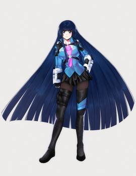Diana Fritillary Time Skip Design by 21as
