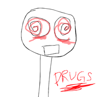 DRUGSSSSS by souleaterartist