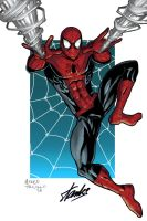 Spiderman by alfred183