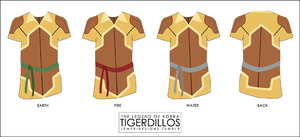 LOK: Tigerdillos by jemeri