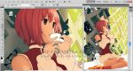 Mbtea artbook illustration WIP by Rosuuri