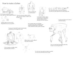 How to Make a Golem by Orgeston