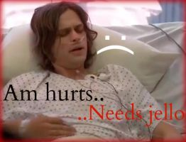 Am Hurts Needs Jello by RockinRocks