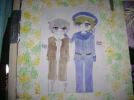 APH: Iceland and Norway by SilverReira