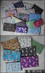 Pokemon and Animal Crossing Pouches For Sale! by SmileAndLead