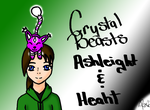 Ashleight and Heaht-Crystal Beasts- by Rae-Chan13