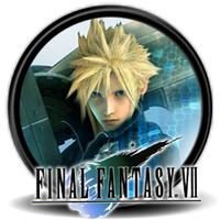 Final Fantasy VII - Icon by Blagoicons