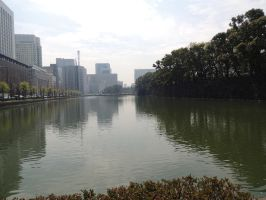 Near the emperor palace by Hikaru979