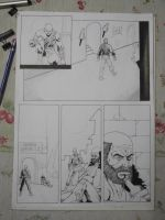 completing the second page by macacaralho