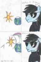 Awkward Summer weather by RE-ACTION1982