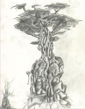 tree by father-of-lies