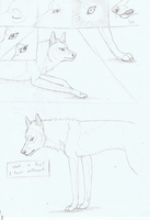 Unnamed Webcomic pg1 wip by Bramble-wolf