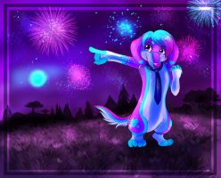 .:: Baby, You're A Firework ::. by AlexDachshund