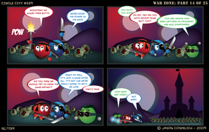 CC339 - War Zone 14 by simpleCOMICS