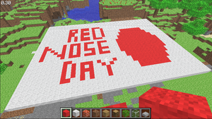 Red Nose Day by Xaldin-III