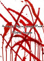 Arterial Spray Image Pack by Zeds-Stock