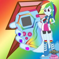 Rainbow Dash Equestria Girls D -Tector by Sasami87