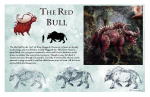 The Red Bull by TanzerDragon