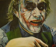 The Joker by gavcam