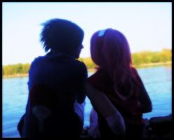 SasuSaku-look at me by SakuIta222