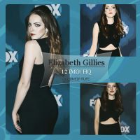 Photopack 15: Elizabeth Gillies. by yousavedmylife