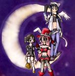 Full moon wo sagashite by Hapuriainen