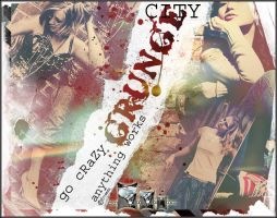 City Grunge by Eriseda