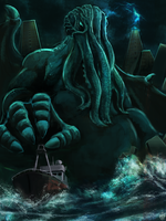 R'lyeh by leseraphin