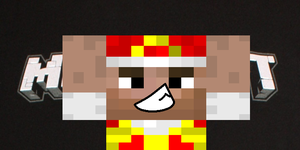 Me in Minecraft. by creeperboo