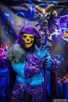 Skeletor Cosplay by captainjaze