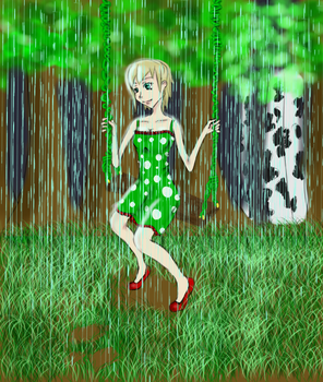 Rain by dogielover