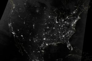 Lighting the Paths Across the U.S. by Vikutta-Perex