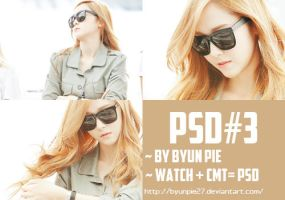 PSD#3 by ByunPie by ByunPie27