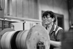 factory portrait V by girlwithstripes