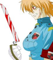 Seras Victoria by Batman316